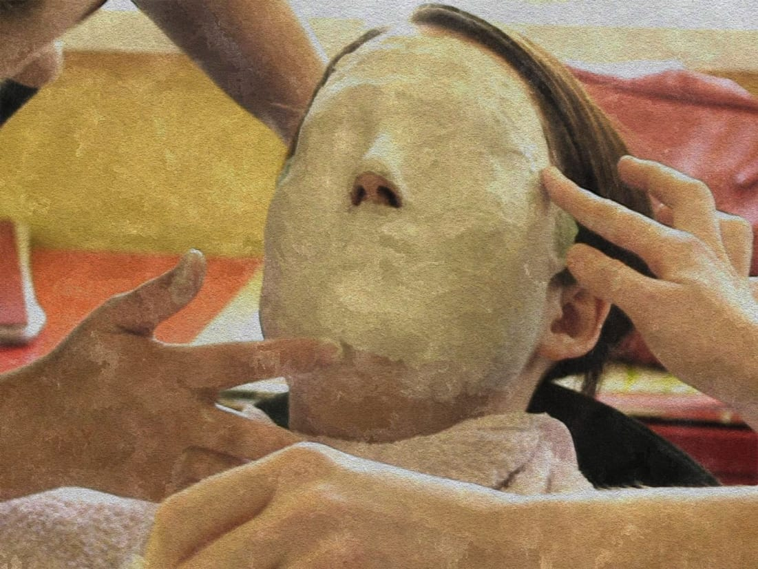 Die Gipsmaske – eine ergotherapeutische Technik mit vielen Möglichkeiten