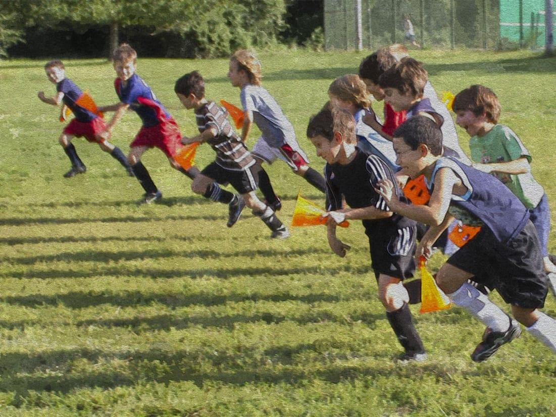 Wo wahrnehmungsauffällige Kinder auf dem Fußballfeld stehen würden: Der Theodor, der Theodor…