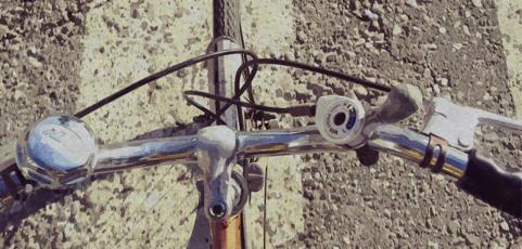 Der ergotherapeutische Arbeitsweg – ein Hoch auf das Fahrrad!