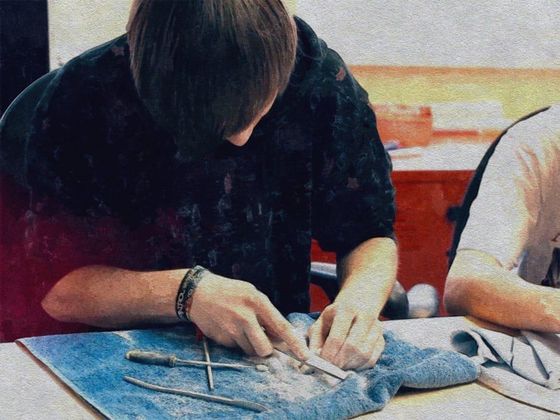 Jugendlich werkTÄTIG – ein Blick in die work.box