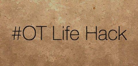 #OTLifeHack: Ein Twitter-Hashtag mit Pfiff, jetzt auch in anderen Medienkanälen verfügbar