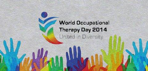 Welttag der Ergotherapie 2014: In Vielfalt geeint