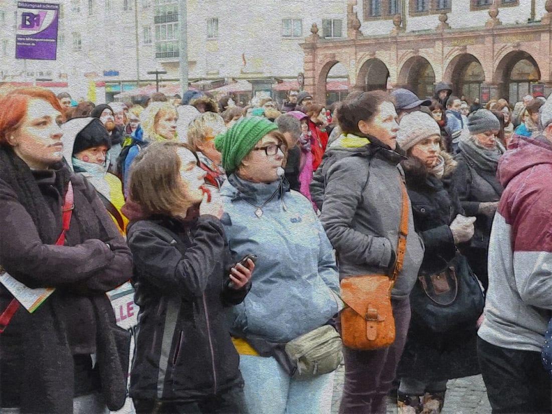 Ergotherapie & Berufspolitik rund um die therapie Leipzig 2015—Bürokratie, Vergütungen, Ost-West-Gefälle, Protestaktionen und Demonstrationen