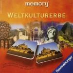Verpackung Memoryspiel Weltkulturerbe Ravensburger